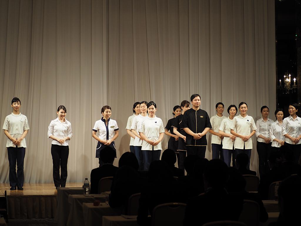 リラクゼーションコンテストJAPAN2019 キックオフ